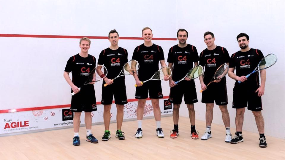 Precision, speed, control and agility – logistics or squash